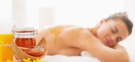 Медовое обертывание – молодость и бодрость кожи