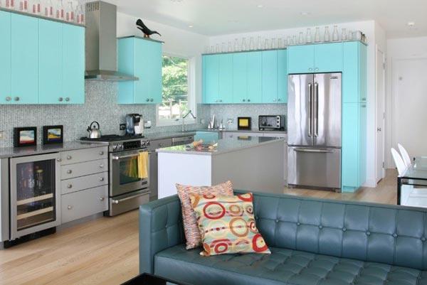 Цветовые решения для кухни. Опасности и сложности