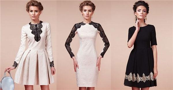 Вечернее платье для бизнес-леди. Как совместить деловой и вечерний стиль.
