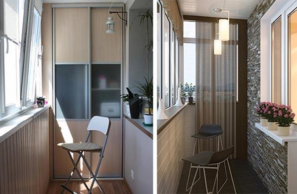Балкон: склад или зона отдыха?