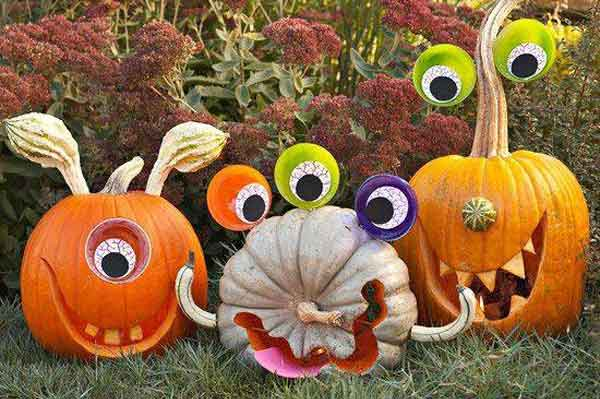 Хэллоуин (Halloween) не обязательно должен быть страшным (20 фото)