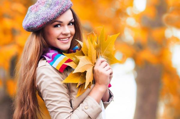Осень - не повод для грусти