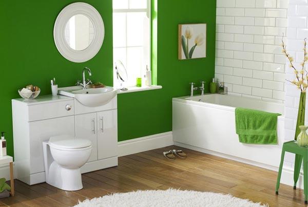 Выбор дизайна для ванной комнаты