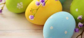 Чем и как покрасить яйца на Пасху