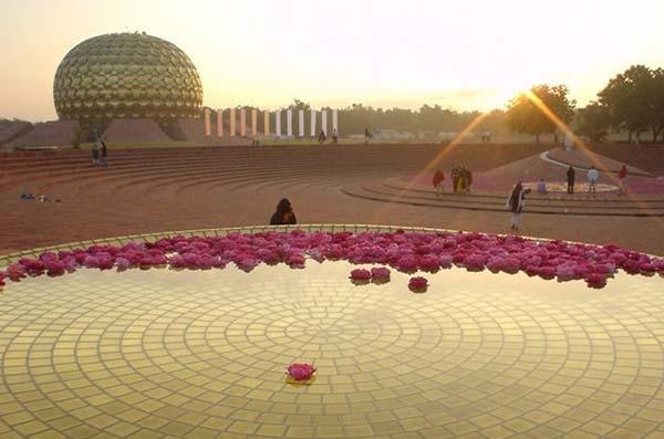 Город в Индии, где властвует гармония