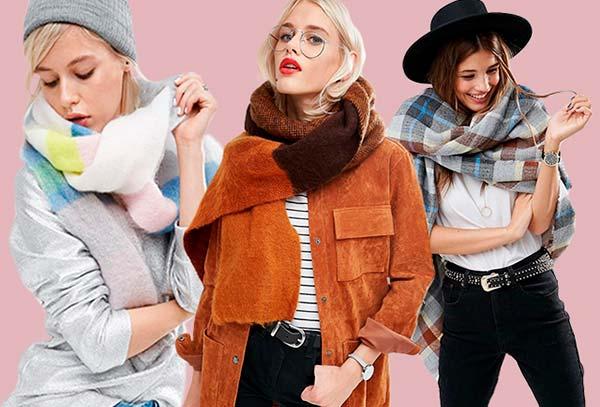Модные аксессуары для осени и зимы