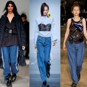 Модные женские джинсы зима 2016-2017