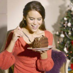 Как не набрать вес в праздники?
