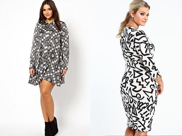 Мода для полных женщин – 2017