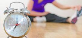 Как похудеть, если времени катастрофически не хватает?
