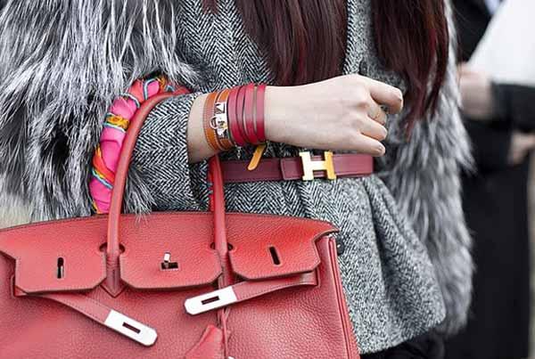 Кожаные браслеты для женщин