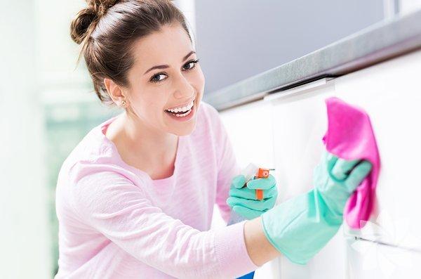Поддержание чистого дома