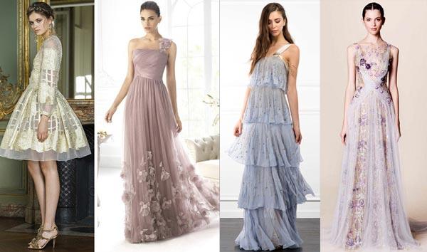 Лучшие модели платьев на выпускной 2017 года