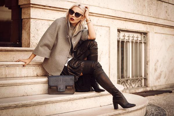 Модные женские сапоги весна-осень 2017