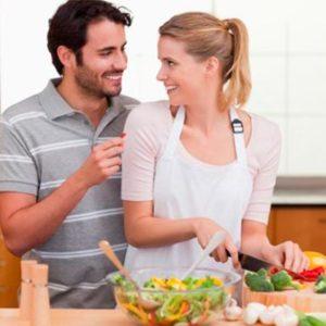 Как похудеть вместе с любимым мужчиной: 6 советов