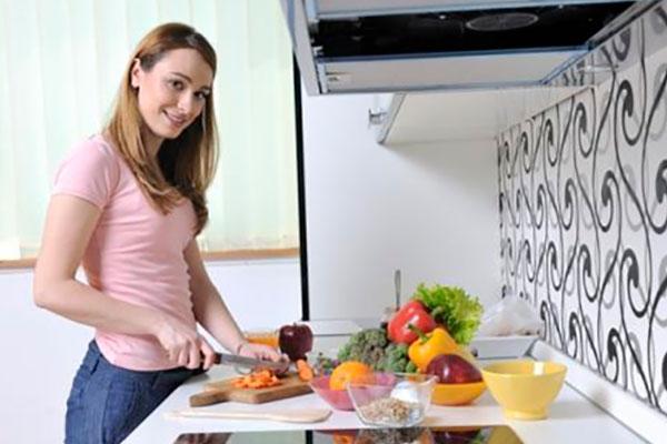 Советы по организации работы на кухне