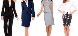 Женский офисный и деловой стиль: правила и советы стилистов
