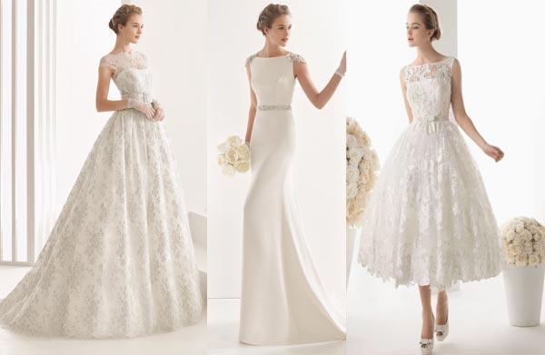 20 трендов свадебного платья в 2017 году