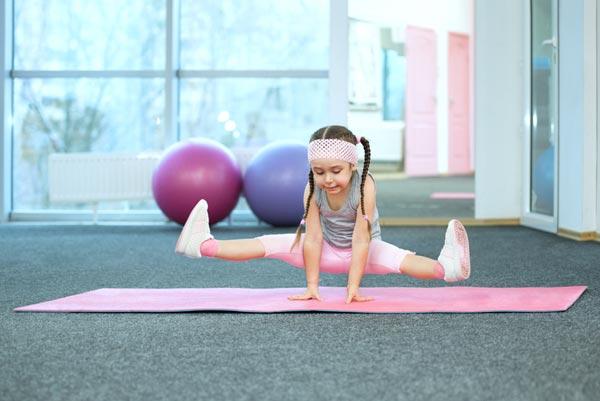 Как подружить ребенка со спортом