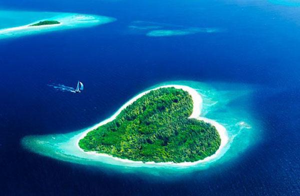 Самые красивые места планеты (фото)