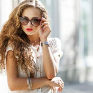 Женские солнцезащитные очки в 2017 году