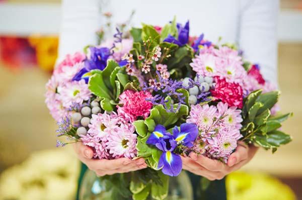 Цветы - лучший подарок