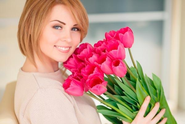 Цветы как выражение чувств без слов