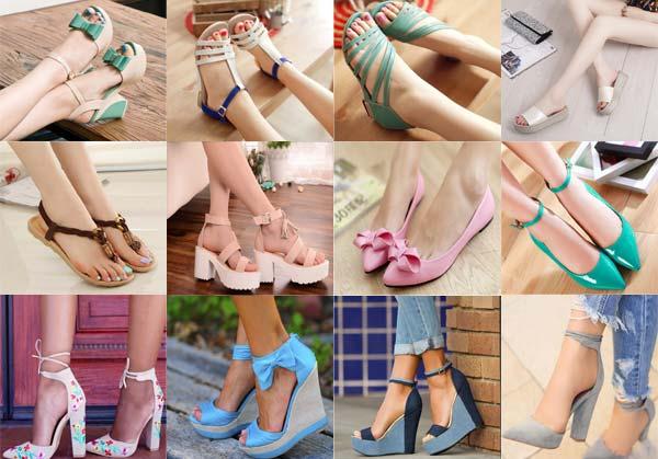 Выбираем обувь для лета 2017