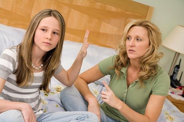 Как справиться с переходным возрастом у ребёнка?