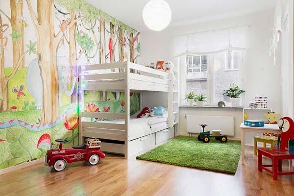 Ремонт в детской: выбираем стиль интерьера