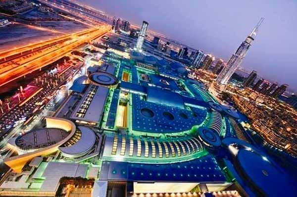 Что вас ожидает в Дубай Моле (фото)