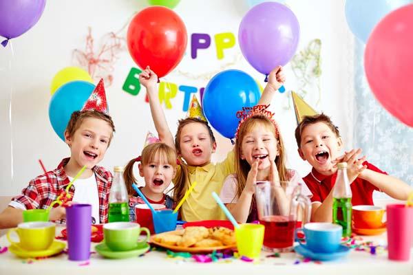 Идеи для детского дня рождения