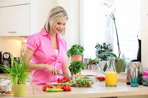Как питаться после 30 лет, чтобы быть здоровой
