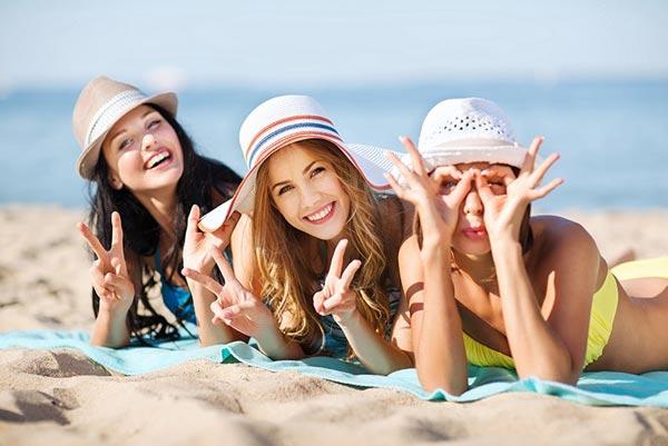 Как провести день на пляже: 6 советов