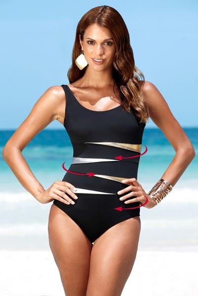 Пляжная мода: купальники