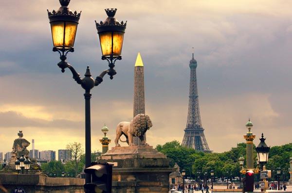 5 драгоценностей Парижа