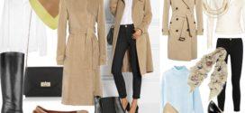 Базовый гардероб девушки с типом фигуры прямоугольник
