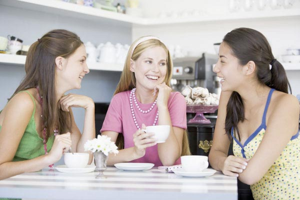 Чайное кафе: место встречи гурманов