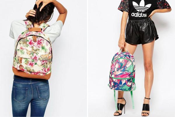 Модные женские рюкзаки 2017-2018