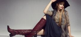 Модные женские сапоги осенне-зимнего сезона 2017