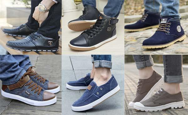 Модная мужская обувь осень-зима 2017-2018