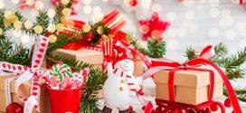 Символические и атмосферные подарки на Новый год
