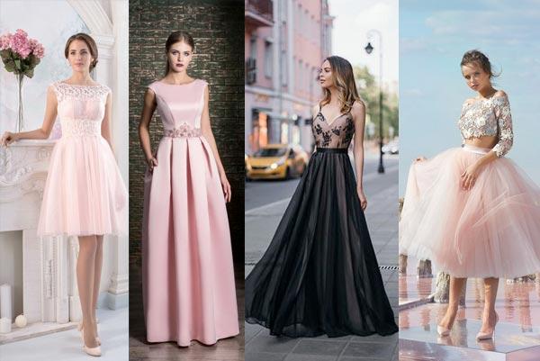 Платье на выпускной: модные тенденции 2018