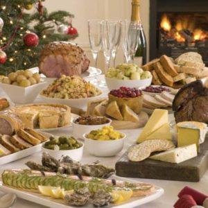 Рецепты для новогоднего стола