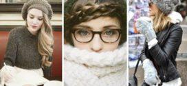 Как сохранить объём и красоту причёски в холодное время года