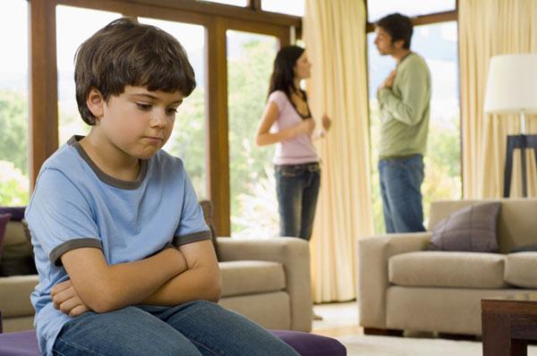 Стоит ли жить в браке ради детей?