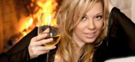 Алкоголь вредит не только здоровью, но и красоте
