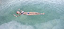 Отдых у Мертвого моря