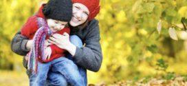 Прогулка с ребёнком: как привить малышу любовь к прекрасному