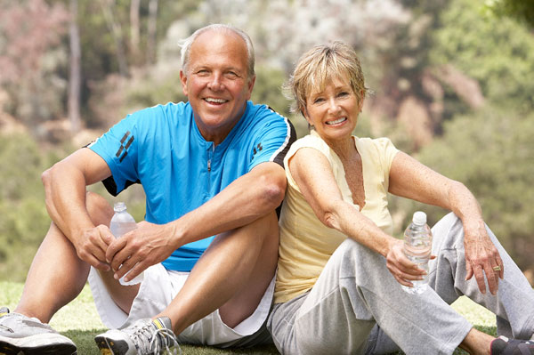Возраст как фактор риска. Здоровый образ жизни после 60 - Здоровый образ жизни